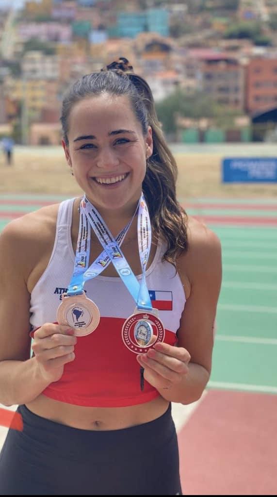 Ignacia Montt, la atleta KIFIT que venció a Isidora Jiménez